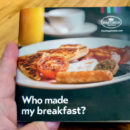 Breakfast at Ballygally Castle: farm to table at its finest