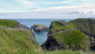 Carrick-a-Rede: crossing the mouth of a 60 million year old volcano