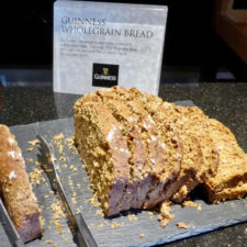 Guinness bread, Ballygally Castle, Northern Ireland