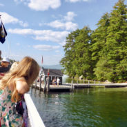 The M/V Sophie C: the mail boat on New Hampshire's Lake Winnipesaukee