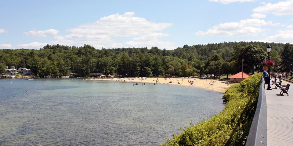 Weir's Beach, Lake Winnipesaukee, NH