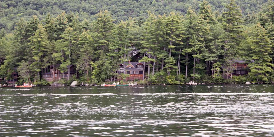 Squam Lake, Holderness, NH