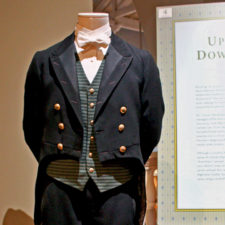 Butler Mr. Carson uniform, Lightner Museum, St. Augustine, Florida