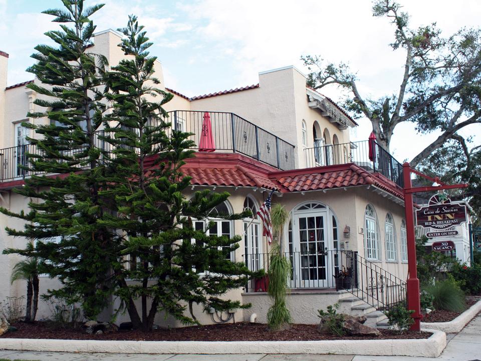 Casa de Suenos, St. Augustine, FL