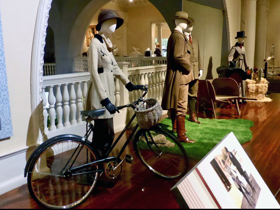 country attire, Lightner Museum, St. Augustine, FL