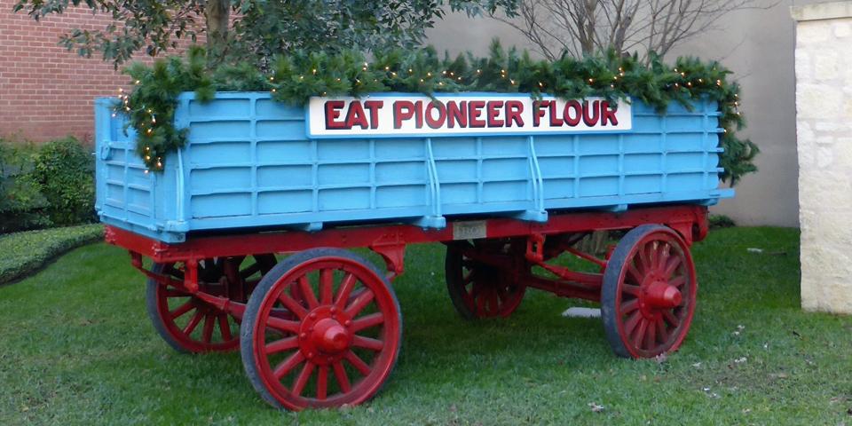 Pioneer Flour, San Antonio