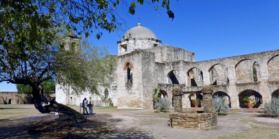 Mission San José, San Antonio, Texas