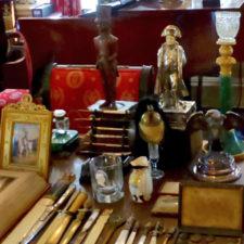 Napoleon memorabilia, Villa Finale, San Antonio
