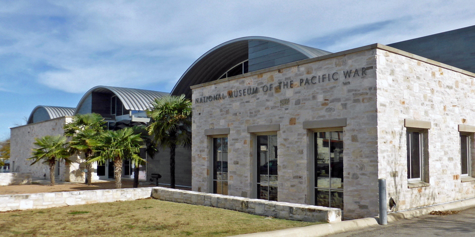 The National Museum of Pacific War, Fredericksburg, Texas
