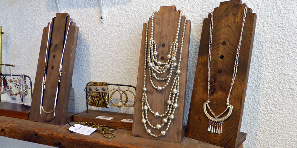 jewelry made by women in Ethiopia, Raven + Lily, Fredericksburg, Texas