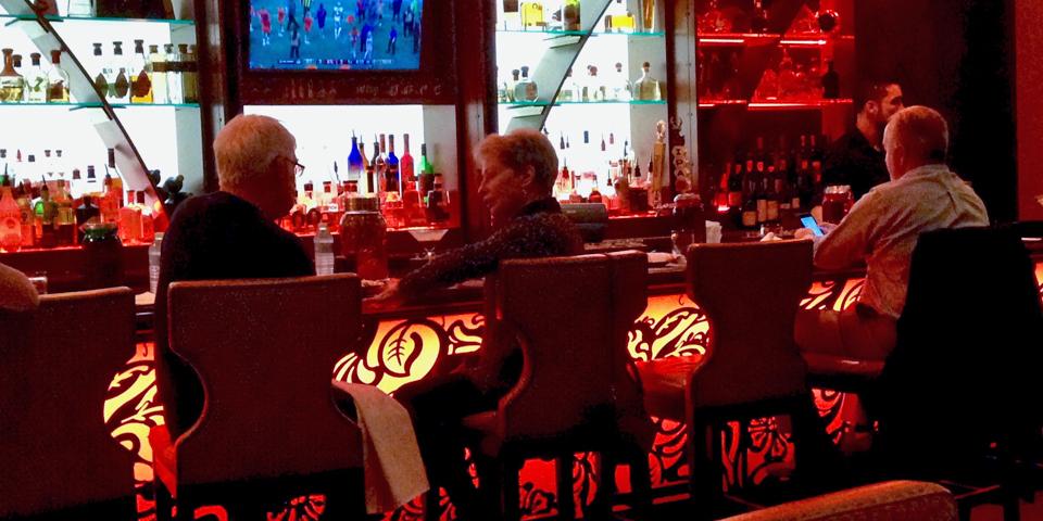 tequila bar, J W Marriott Resort & Spa San Antonio, Texas