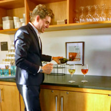 wine tasting, 250 Main, Rockland, Maine