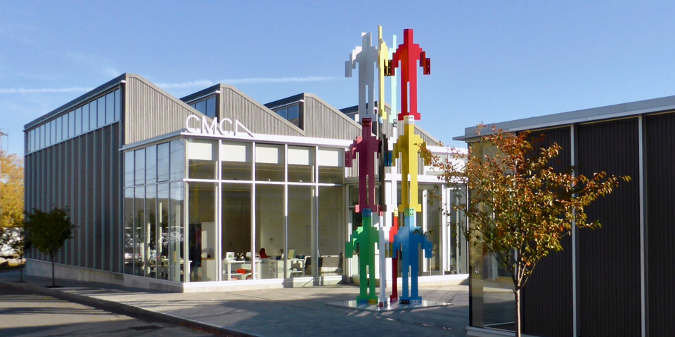 Center for Maine Contemporary Art, CMCA, Rockland, Maine