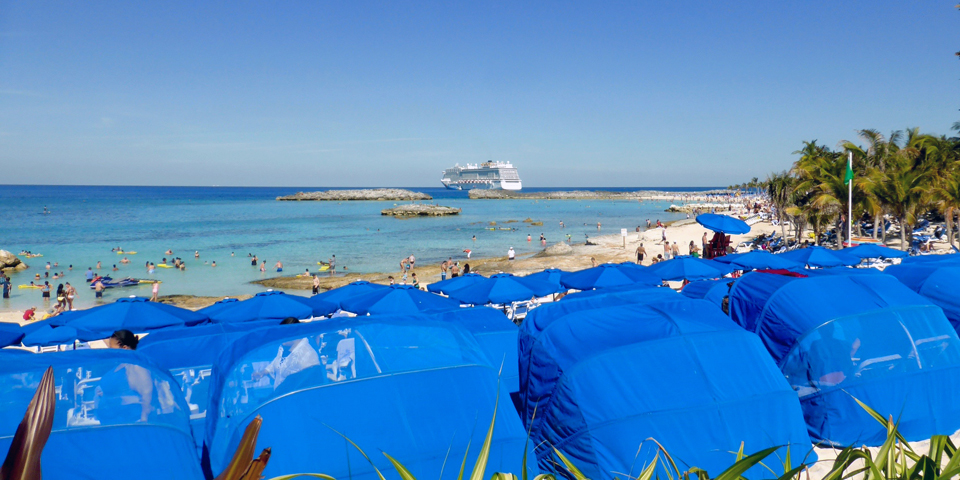 Great Stirrup Cay, Bahamas