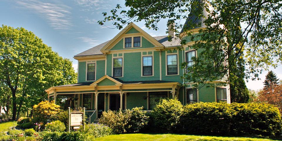 LimeRock Inn, Rockland, Maine