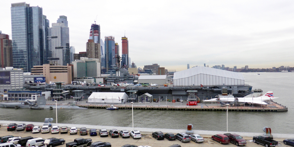 Manhattan Cruise Terminal, New York City