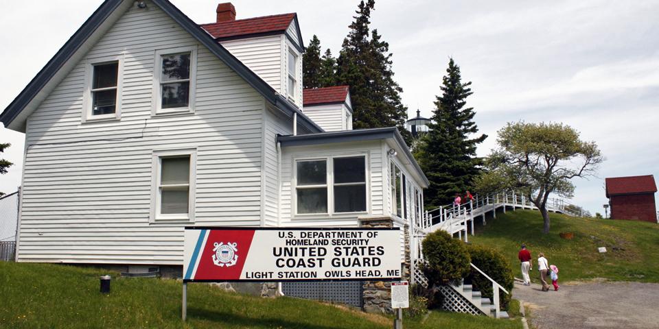 Owl's Head Coast Guard Station
