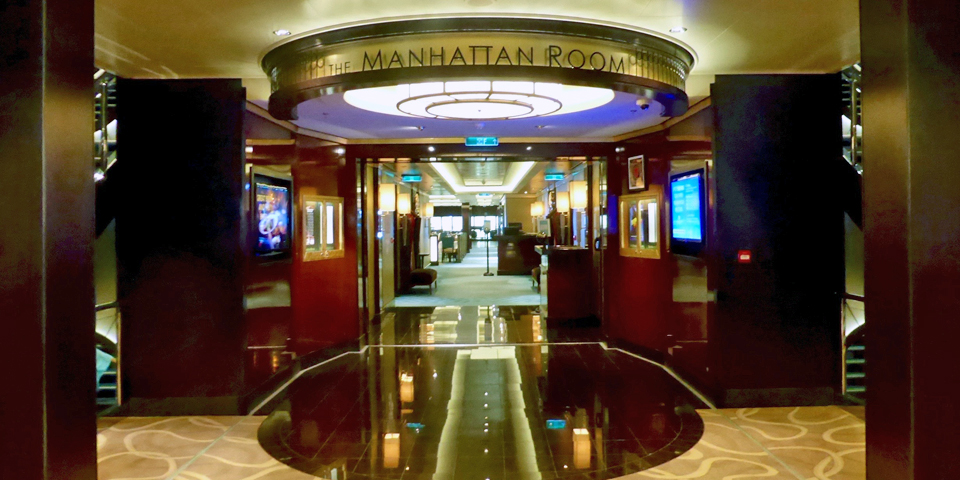 The Manhattan Room, NCL Breakaway