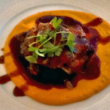 Pork short rib, Nonantum Resort, Kennebunkport, Maine