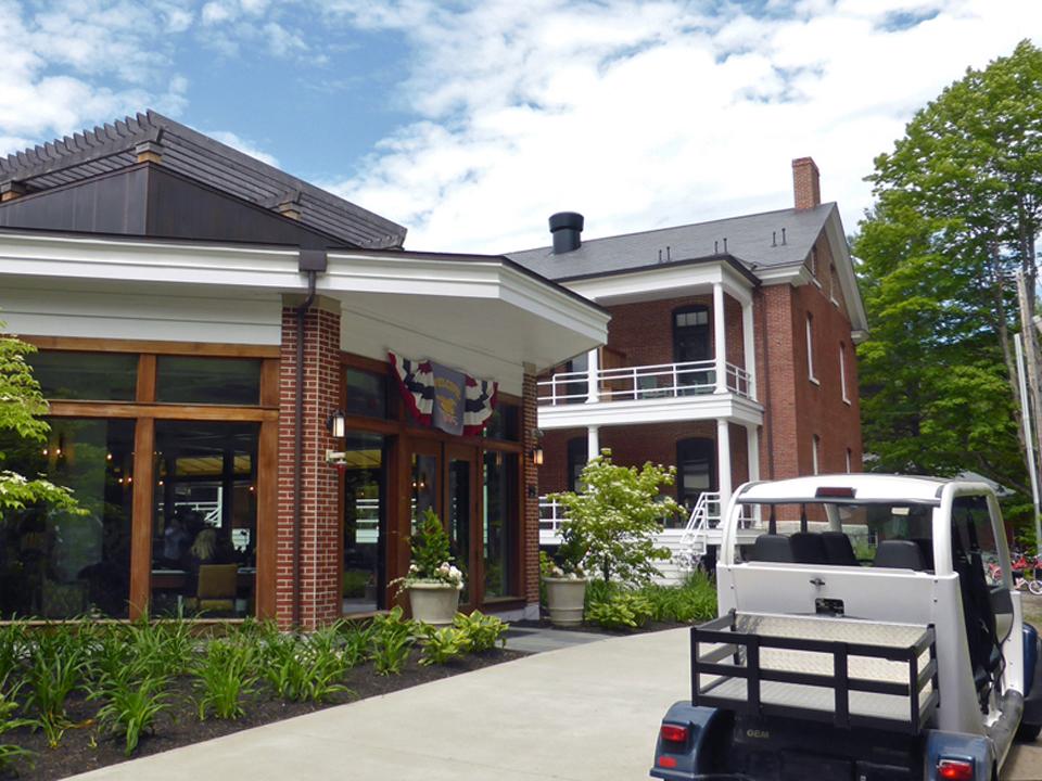 The Inn at Diamond Cove, Great Diamond Island, Portland, Maine