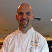 Executive Chef Tim Labonte, BlueFin North Atlantic Seafood Restaurant, Portland Harbor Hotel, Portland, Maine