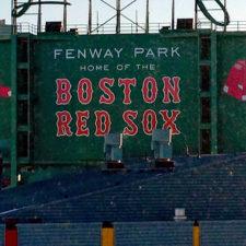Fenway Park, Boston, Massachusetts
