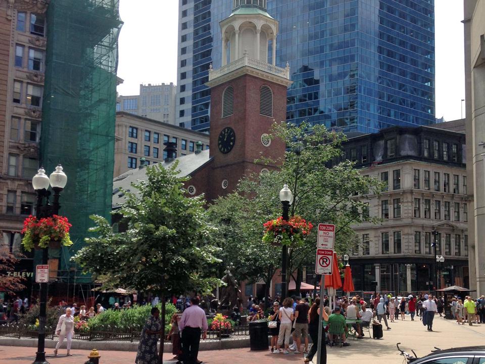 Old Meeting HOuse, Boston, Massachusetts