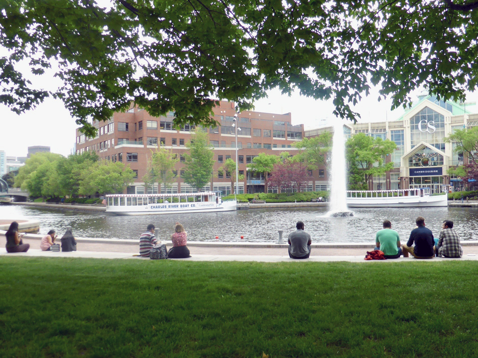Lechmere Canal Park, Cambridge, Massachusetts