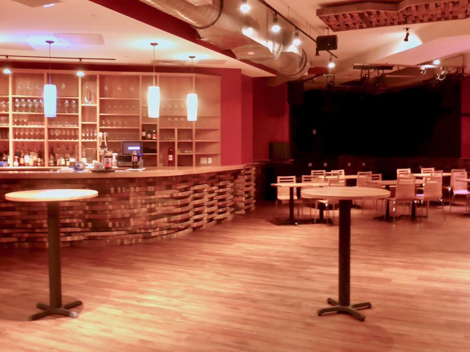 event venue, City Winery, Boston, Massachusetts