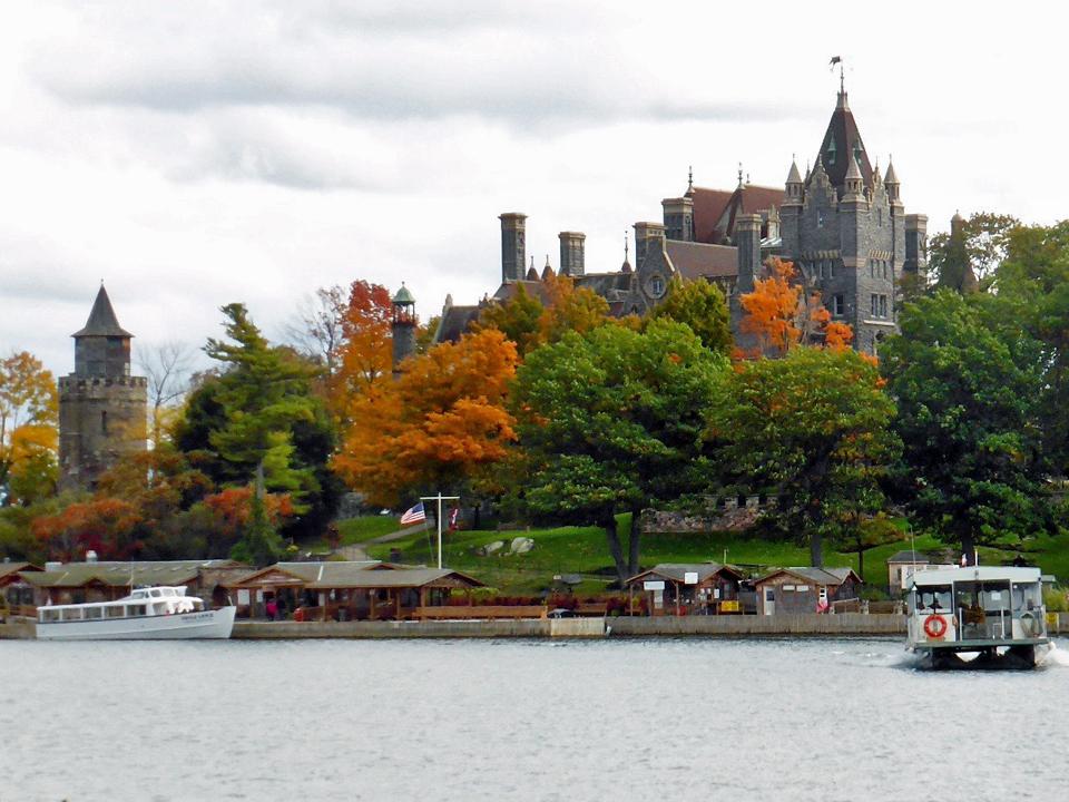 Boldt Castle, 1000 Islands, New York