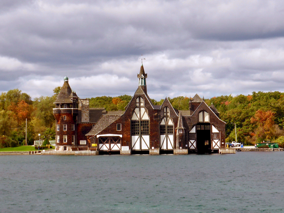 Boldt Yacht House, 1000 Islands, NY