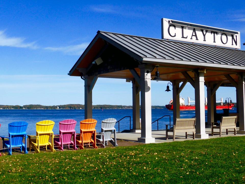 Frick Park, Clayton, New York
