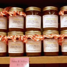Jams and Jellies, Reisinger's, Watkins Glen, NY