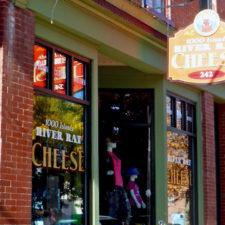 River Rat Cheese, Clayton, NY