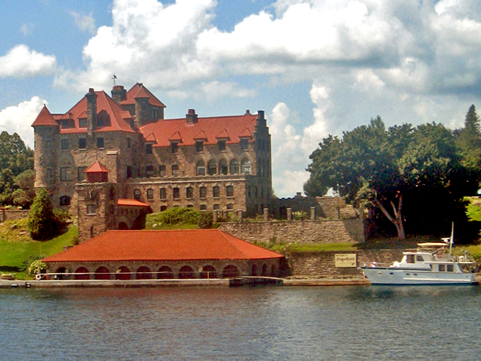 Singer Castle, 1000 Islands, New York