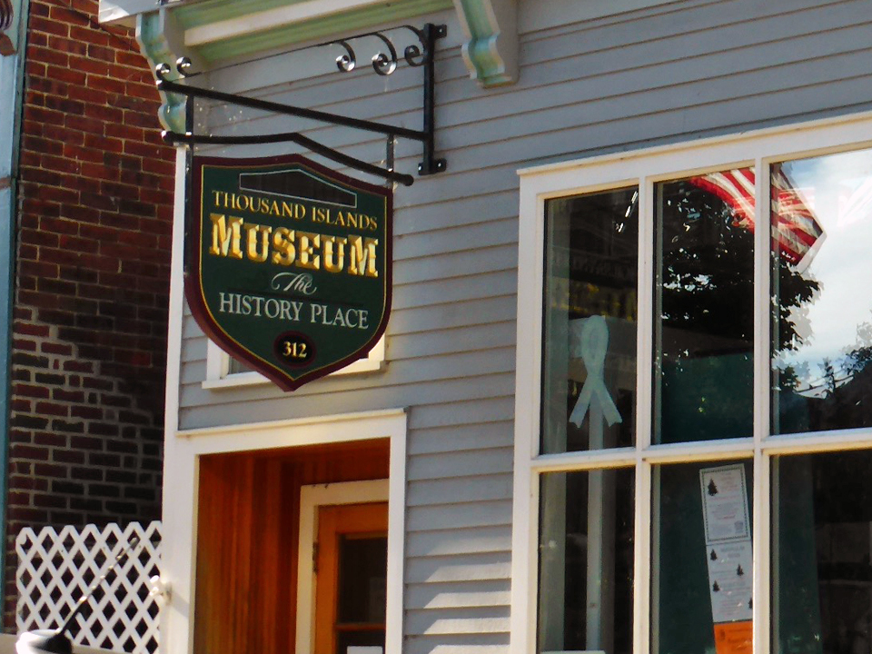 Thousand Islands Museum, Clayton, NY