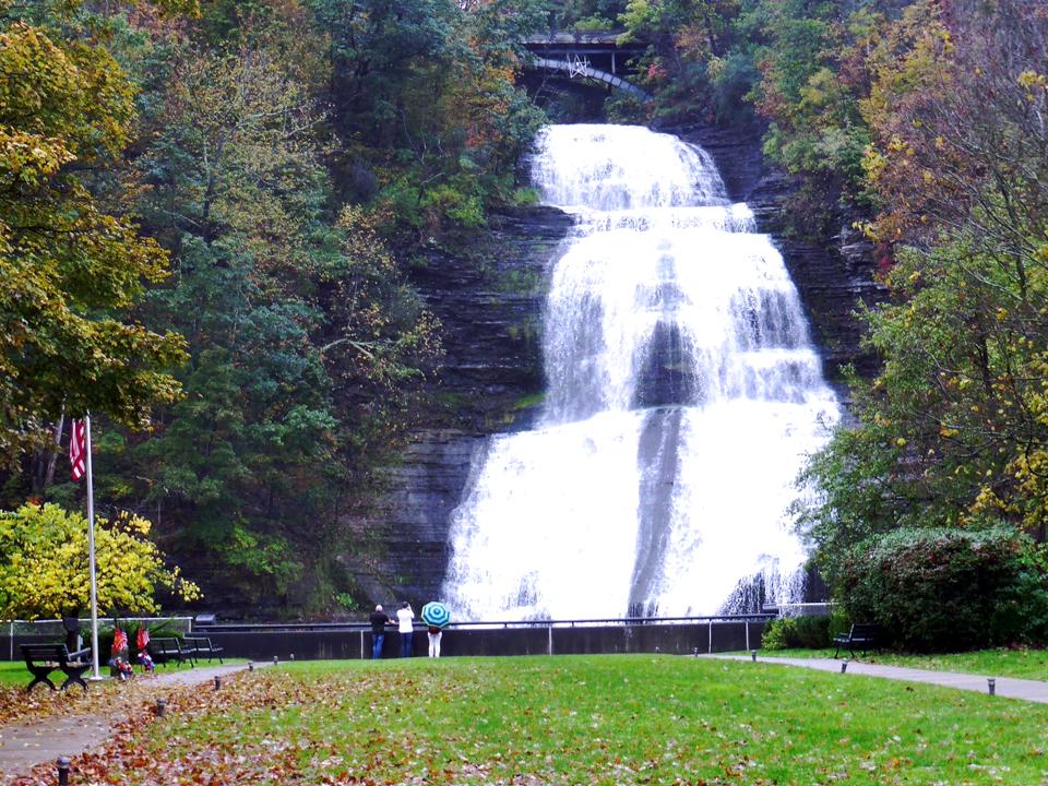 Shequaga Falls, Montours Falls, NY