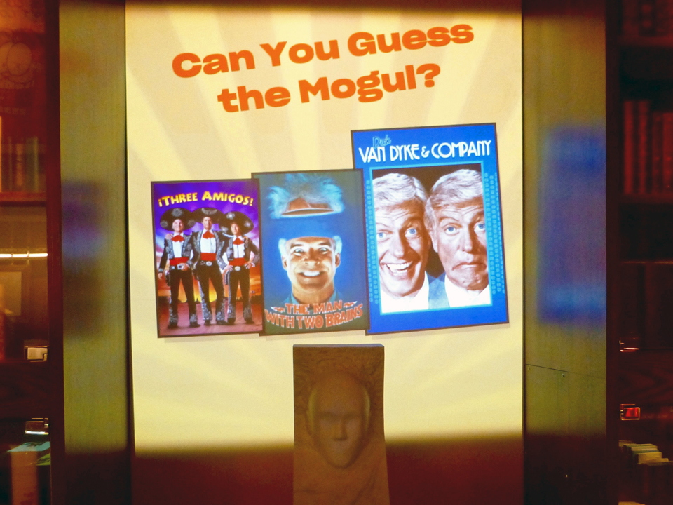 Can You Guess the Mogul?, National Comedy Center, Jamestown, New York