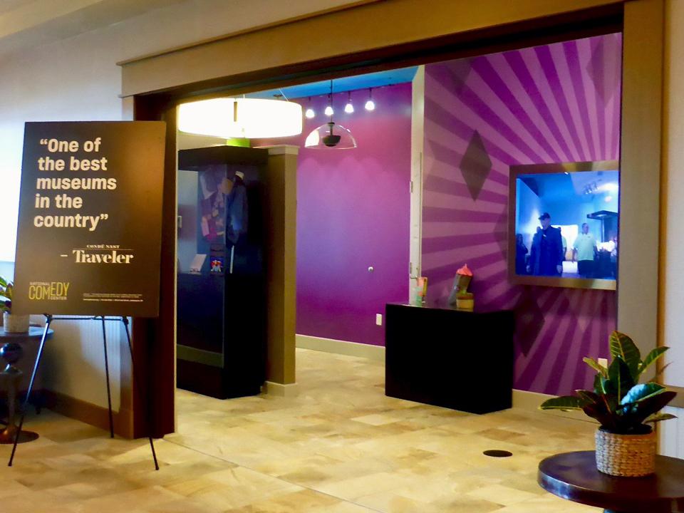 Comedy Room, Chautauqua Harbor Hotel, Celeron, NY