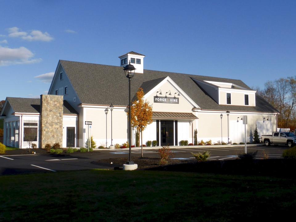 Forge & Vine, Groton Inn, Groton, Massachusetts