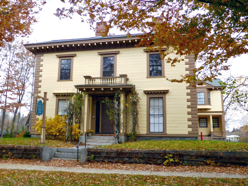 Groton Historical Society, Groton, Massachusetts