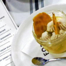 Heirloom Squash Pot de Crème, Forge & Vine, Groton, Inn, Groton, Massachusetts
