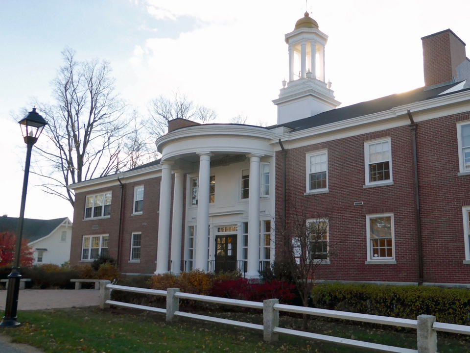 Lawrence Academy, Groton, Massachusetts