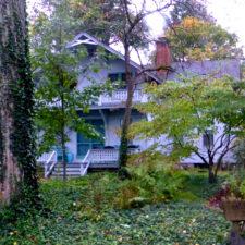 Miller House, Chautauqua Institution, NY
