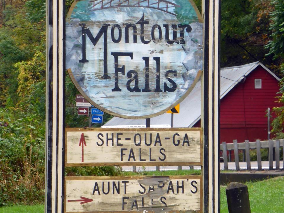 Montour Falls, New York