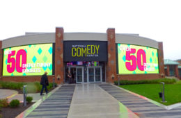 The National Comedy Center: New York's funniest attraction