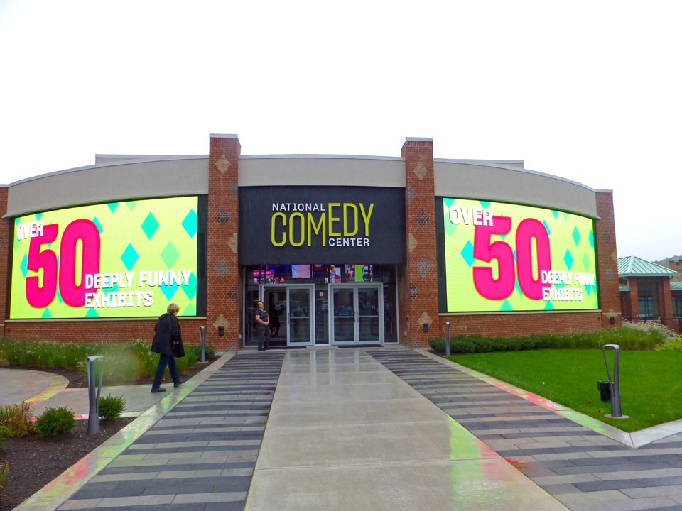 National Comedy Center, Jamestown, New York