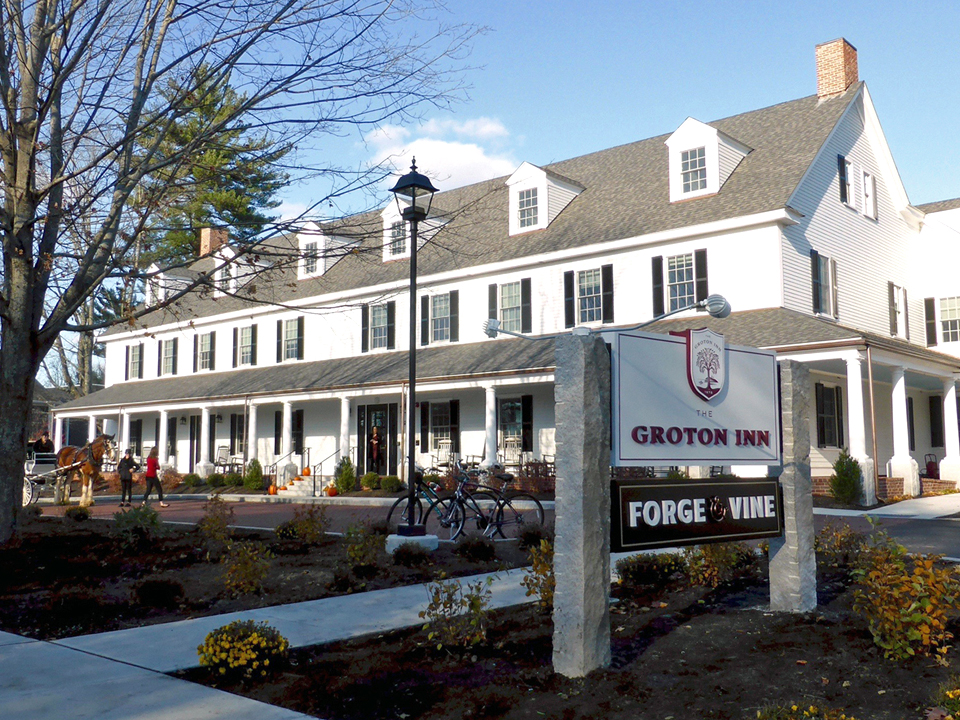 The Groton Inn, Groton, Ma