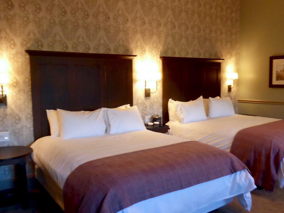 guest room, Groton Inn, Groton, Massachusetts
