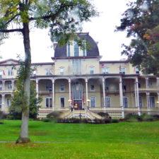 Athenaeum Hotel, established 1881, Chautauqua Institution, NY